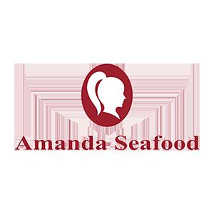 Amanda Seafood Logo