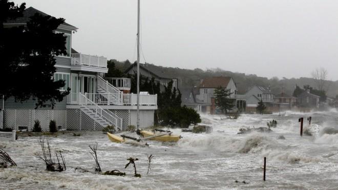 Climate Change hurricane Sandy
