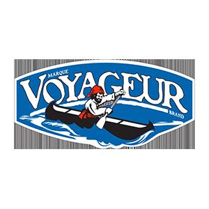Voyageur seafood logo