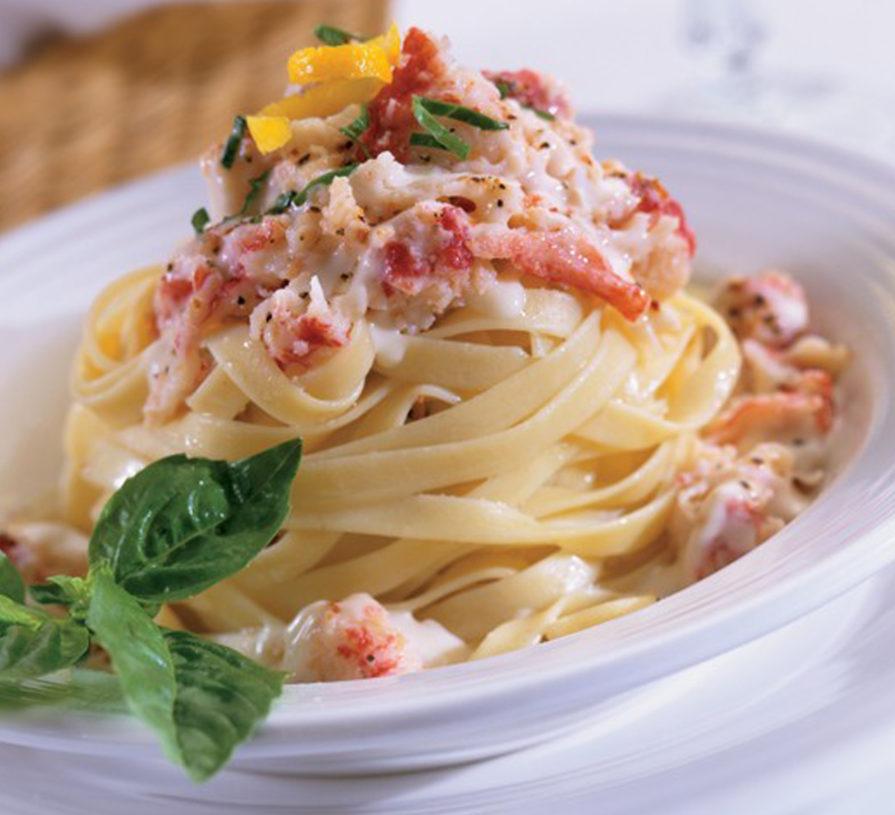 Lobster-Fettucini