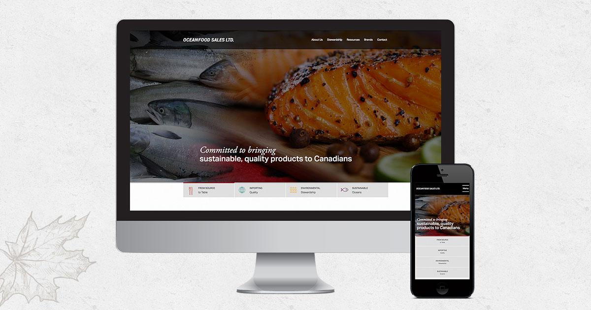 Oceanfood Sales Ltd  | Canadian Seafood Supplier & Wholesaler